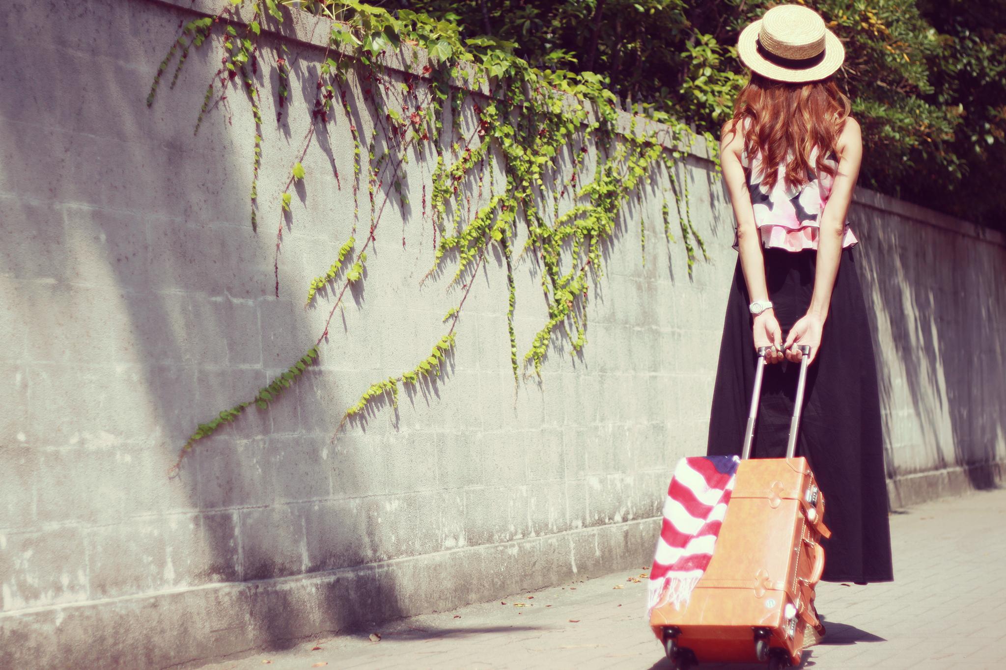 新しいスーツケース買うの?それなら安くて便利なレンタルがオススメ