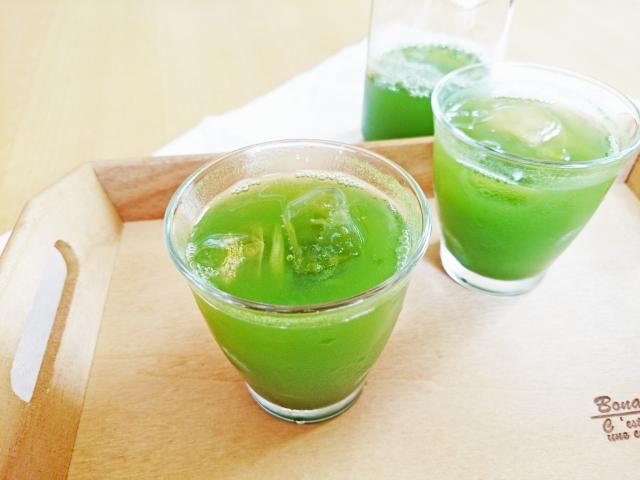 青汁、グリーンスムージー、コールドプレスジュースを比較!青汁の効果を再認識しよう!