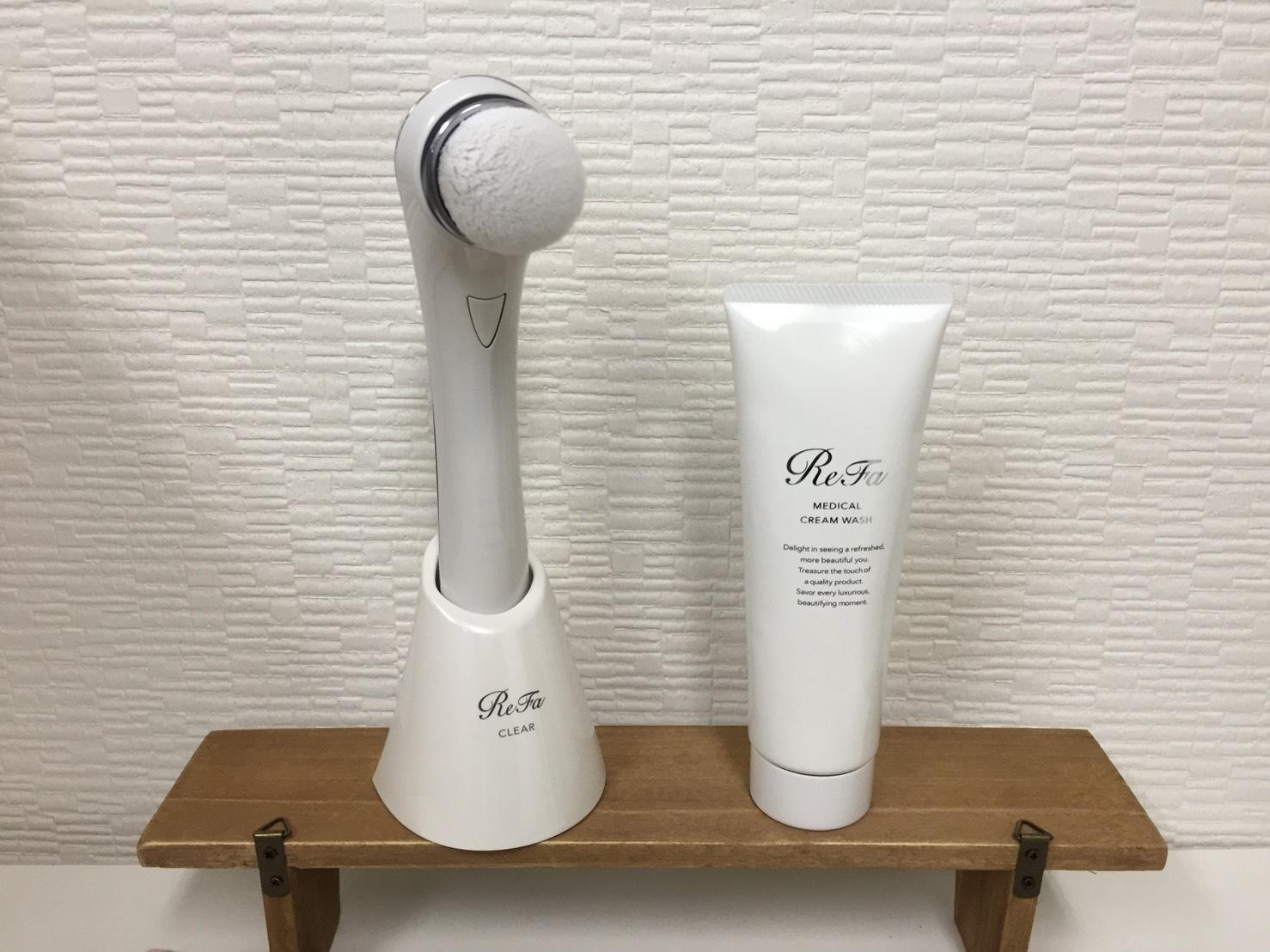 リファクリアって毛穴汚れに効果あり?洗顔ブラシについて私が言いたいこと【動画あり】